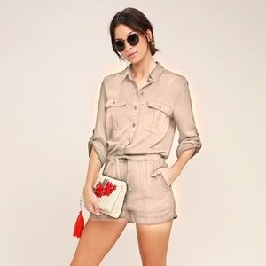 Dresses & Skirts - Beige Dress